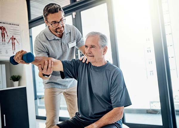 Physical Therapy - London Spine Specialists