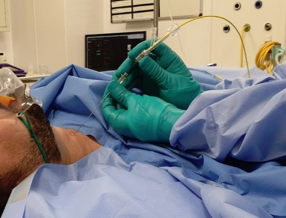 laser discectomy