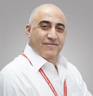 Mr Mohammed Ahmed FRCS